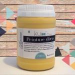 Peinture décorative jaune tous supports Kubbicolor fabricant français